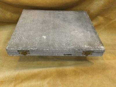 Vintage silver plate fish/cheese service